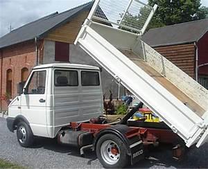 Iveco Camion Benne : camion benne 3t500 occasion iveco ~ Gottalentnigeria.com Avis de Voitures