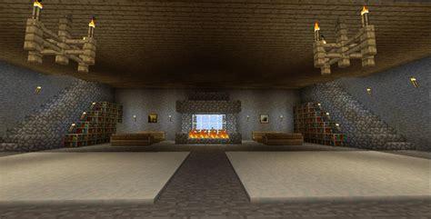 chambre minecraft château médiéval minecraft