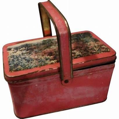 Lunch Tin Box Child