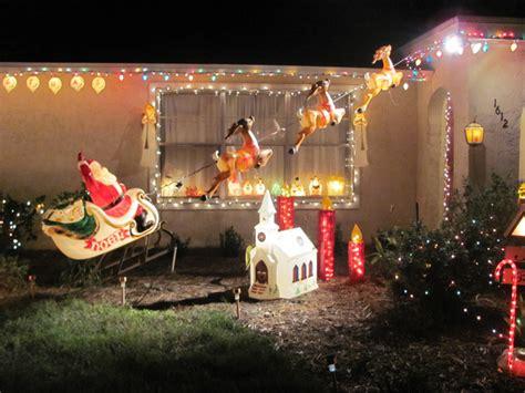 santa sleigh decorations roof christmas roof decorations santa rooftop christmas decorations