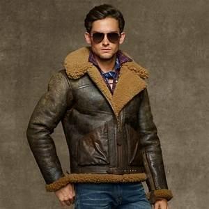 Blouson Cuir Aviateur Homme : le blouson cuir homme symbole de masculinit ~ Dallasstarsshop.com Idées de Décoration