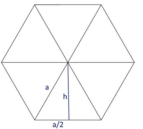 sechseck berechnenwie soll das gehen arbeit mathe