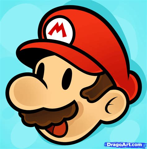 learn   draw mario easy video game characters pop