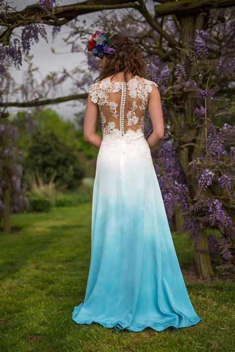 25 ombre wedding dresses that impress weddingomania