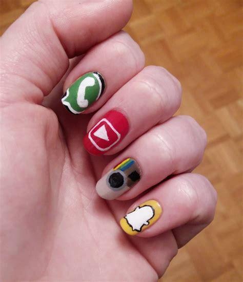 nail designs app 15 social media nail designs ideas design trends