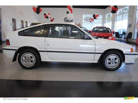 1986 Greek White Honda Civic Crx Si 36332820 Photo 8