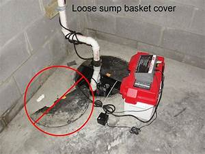 Five Common Defects With Sump Systems