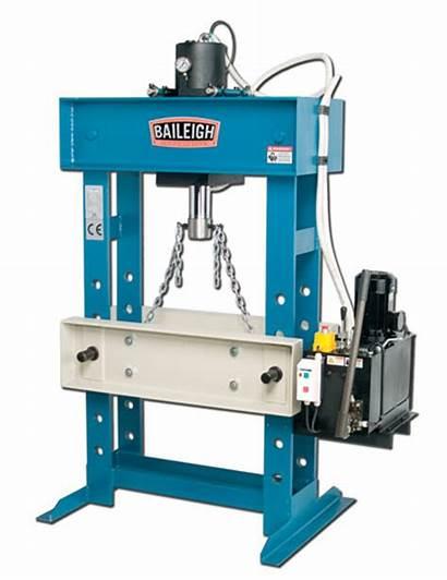 Press Hydraulic Baileigh Hsp 66m Ton Frame