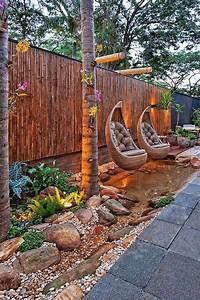 Genius, Low, Maintenance, Rock, Garden, Design, Ideas, For, Frontyard, And, Backyard, 7