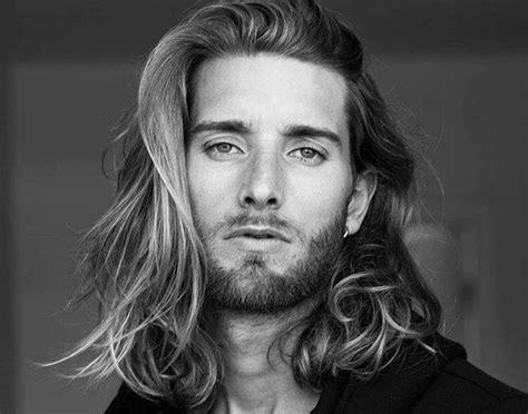 man  long hair style bentalasaloncom