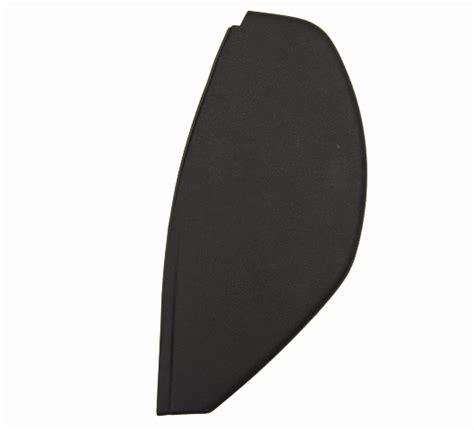 hummer  ht left lh dash  cap panel black  oem
