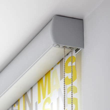 Gardine Decke by Rollos Zum Bohren Stabil Montiert F 252 R Decke Wand