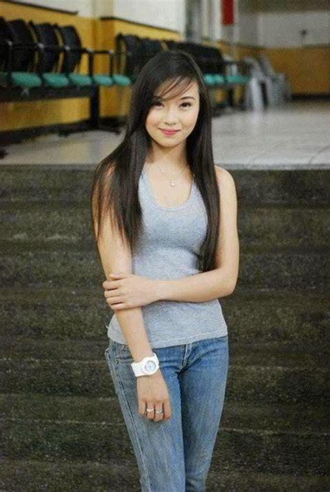 Filipinas Beauty Cute And Gorgeous Filipina Teens