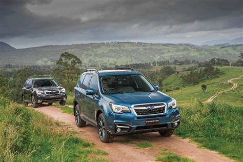 forester subaru 2016 2016 subaru forester pricing and specifications photos