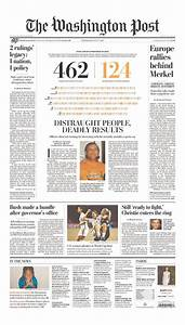 The Washington Post for July 1, 2015, via Today's Front ...