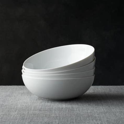 set   bistro  bowls reviews crate  barrel