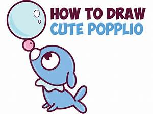 chibi popplio Archives - How to Draw Step by Step Drawing ...