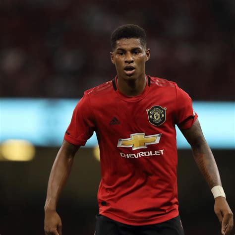 On this page injuries as well as suspensions. Marcus Rashford Talks 'Next Step' at Manchester United After Romelu Lukaku Exit | Bleacher ...