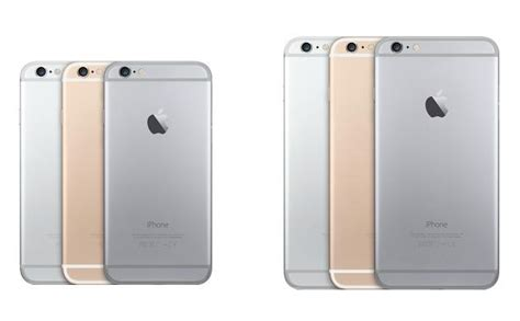 iphone 6 colors iphone 6 impressions after using apple s quot bigger