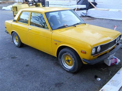 1971 Datsun 510 For Sale by 1971 Datsun 510 Five Door Station Wagon For Sale In