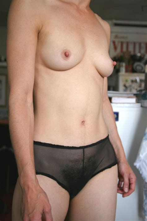 Hairy Pussy Visible Through Panties Hairy Pussy Sorted
