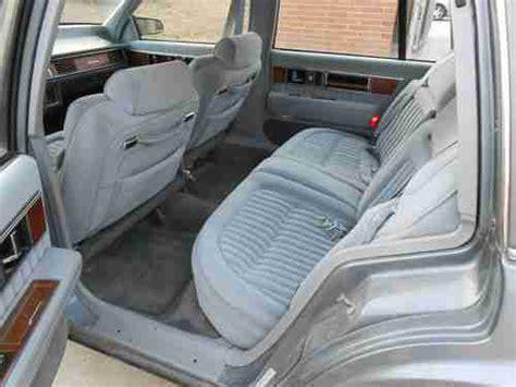 purchase   oldsmobile  regency brougham sedan
