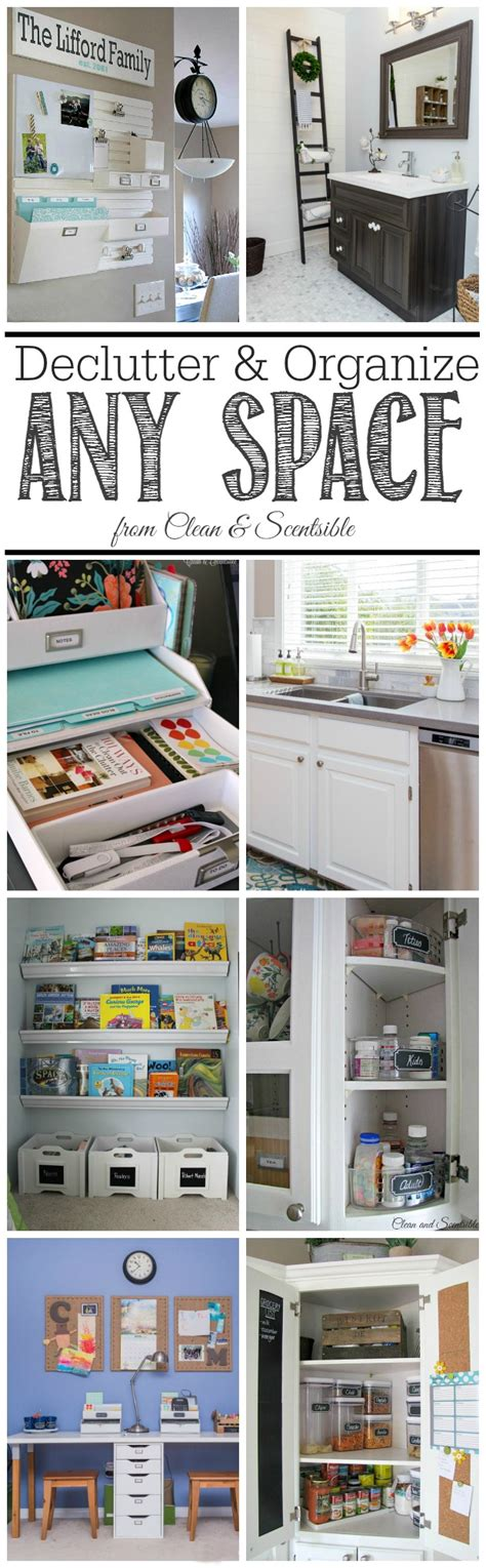 Home Office Organization {april Hod}  Clean And Scentsible