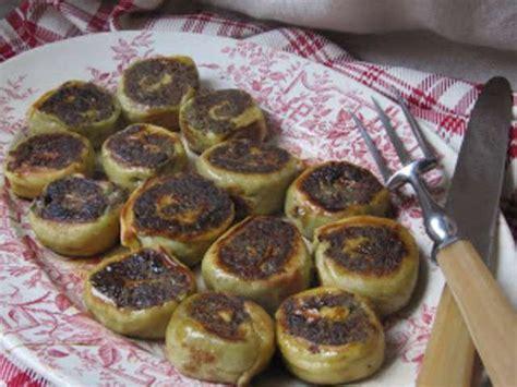 cuisine d ici les meilleures recettes d 39 escargots de la cuisine d 39 ici et