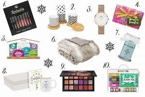 10 Ides Cadeaux Offrir Pour Nol Beaut Accessoires