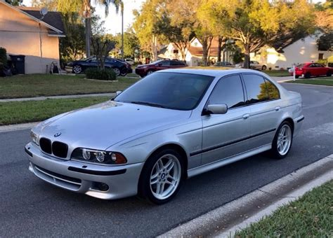 Bmw 540i M Sport by No Reserve 2003 Bmw 540i M Sport For Sale On Bat Auctions