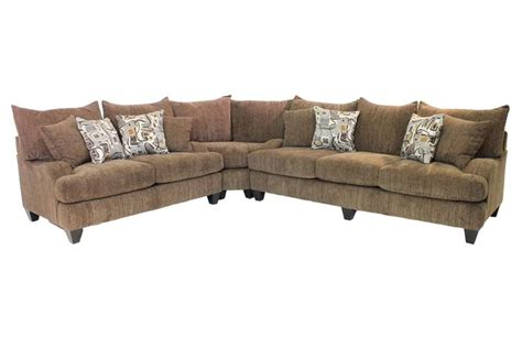 mor furniture leather sofas 25 best ideas about brown sectional on