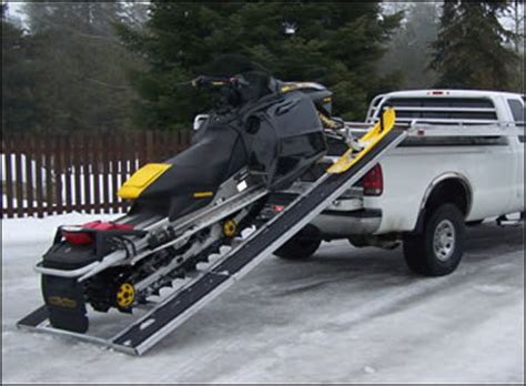 3 Place Hydraulic Sled Deck by Silver Lake Aluminum Sled Decks And Atv Decks From