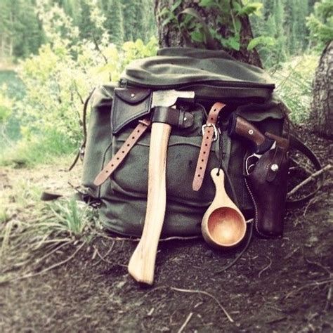 577 Best Images About Bushcraft  Solo Camping On