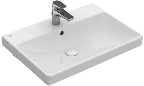 villeroy boch avento avento waschtisch eckig 415865 villeroy boch