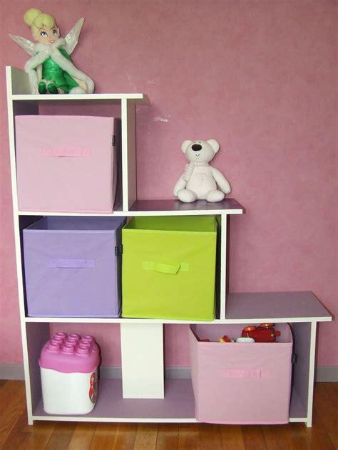 meuble de rangement pour chambre bébé cuisine meuble de rangement style casier bleu gris