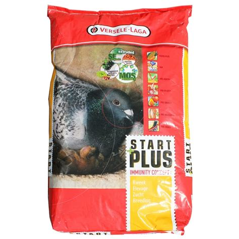 versele laga versele laga start plus i c 20kg pigeon feed