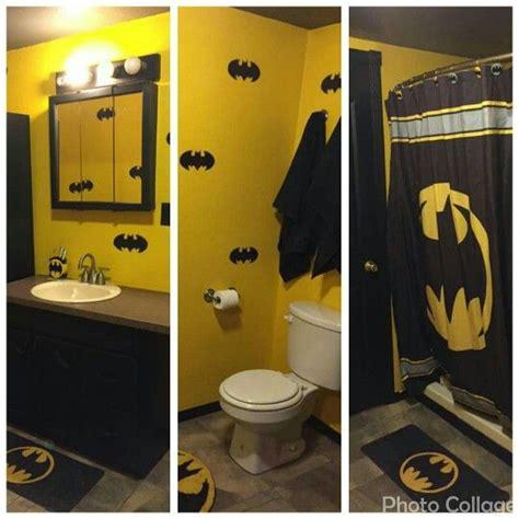 Batman Bathroom Sets by Best 25 Batman Bathroom Ideas On
