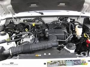 2011 Ford Ranger Xl Regular Cab 2 3 Liter Dohc 16