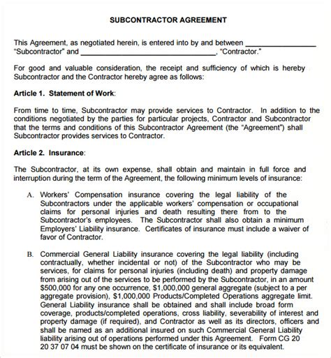 Auto Purchase Agreement Blank Form