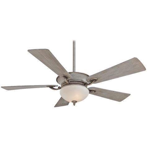 Contemporary Ceiling Fans With Uplights by Minka Aire F701 Drf Delano Driftwood 52 Quot Ceiling Fan W