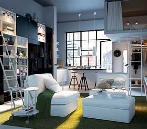 Best ikea living room designs for 2012 freshomecom for Ikea for small living room