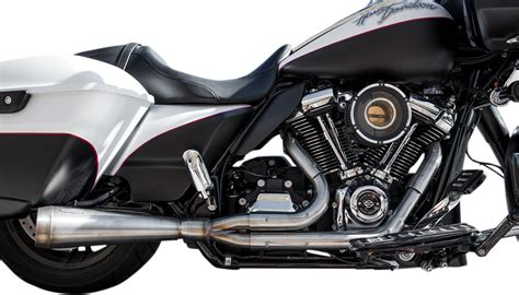 Trask 2 Into 1 Assault Megaphone Exhaust System For 17-18