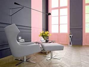 Peinture Moderne Salon : peinture les couleurs tendance 2016 vues par 1825 ~ Teatrodelosmanantiales.com Idées de Décoration