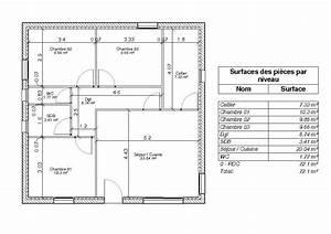 Définition de la surface habitable par les hauteurs de plafonds