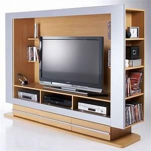 Meuble Tv Ecran Plat : meuble tv ecran plat pas cher id es de d coration int rieure french decor ~ Teatrodelosmanantiales.com Idées de Décoration