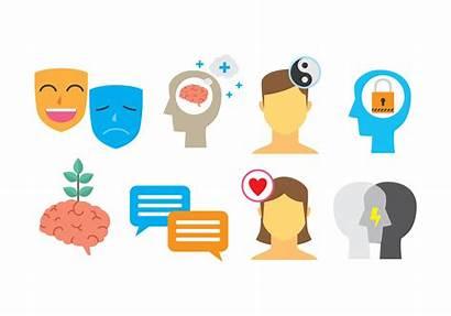 Icon Psychologist Vector Psychology Symbol Vectors Clipart