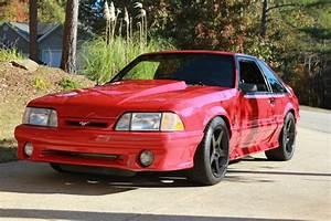 1991 Ford Mustang GT/Cobra Hatchback 2-Door 5.0L