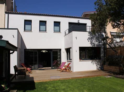maison de ville moderne bordeaux une maison de ville design et moderne igc construction