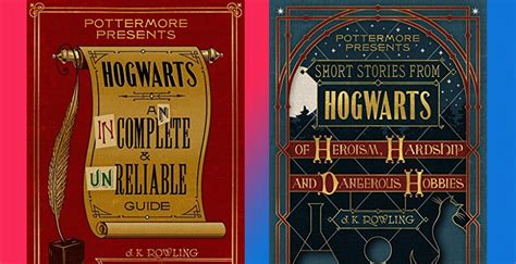Jk Rowling Publishing New 'stories From Hogwarts' Potter
