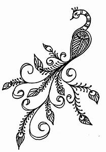 Easy Peacock Drawing - Bing Images | Peacock | Pinterest ...